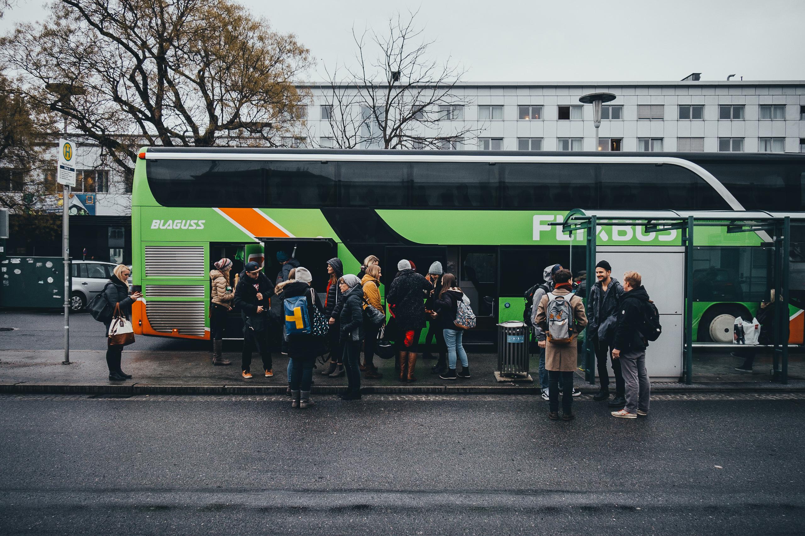 1712 Flixbus Einstieg