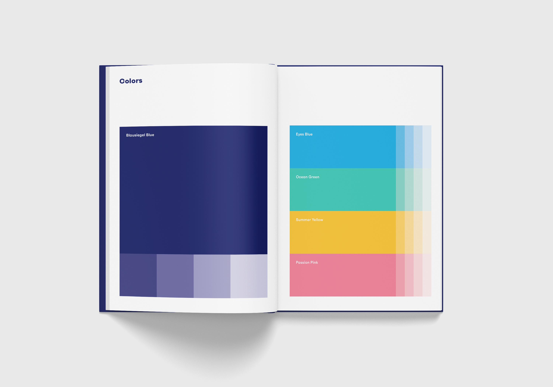 BS REF Color Book