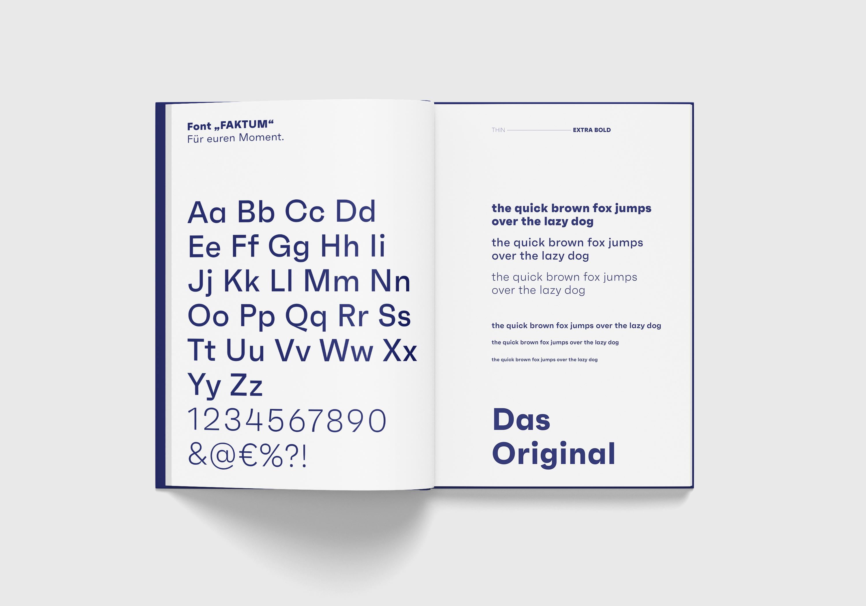 BS REF Font Book