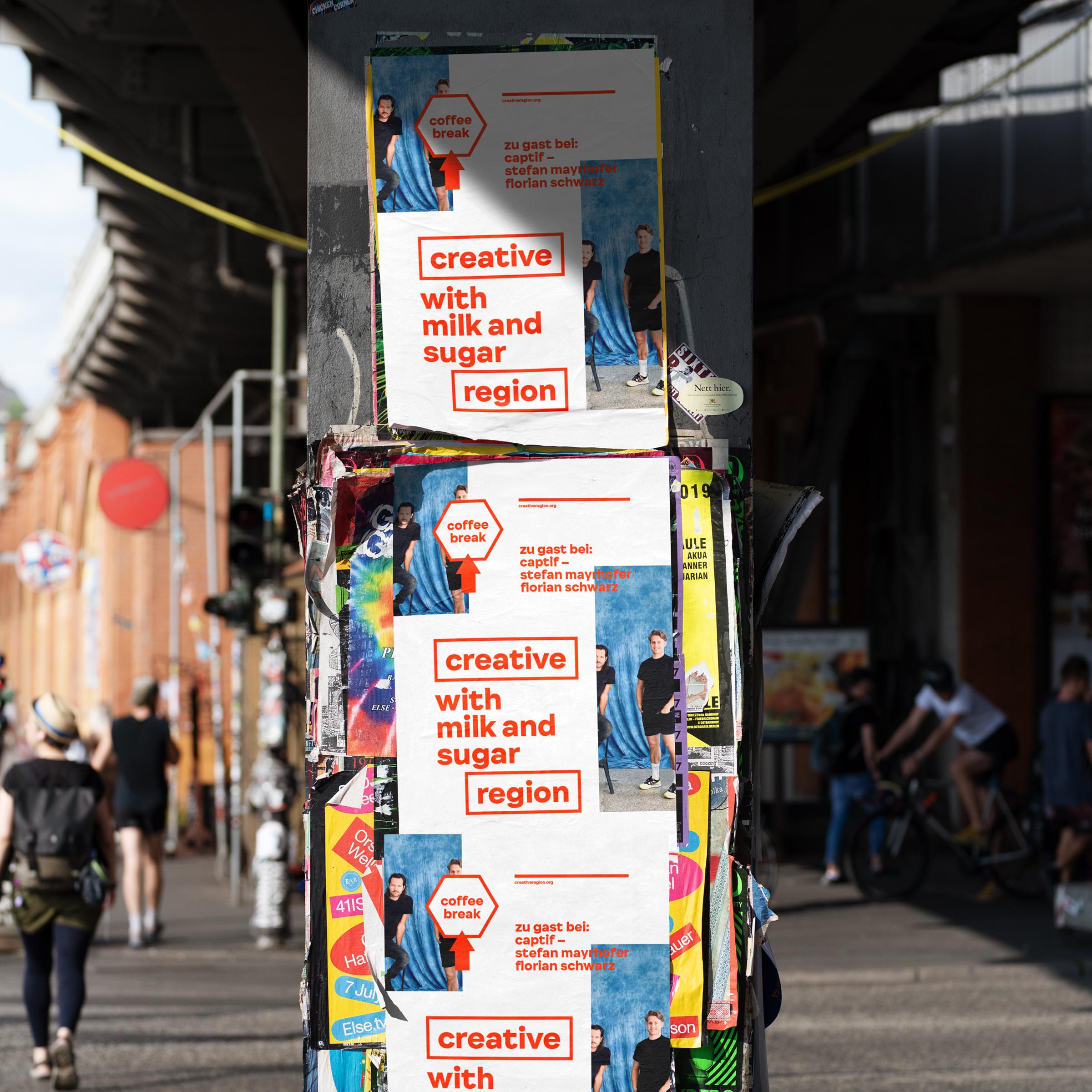 CR REF 1zu1 poster mockup