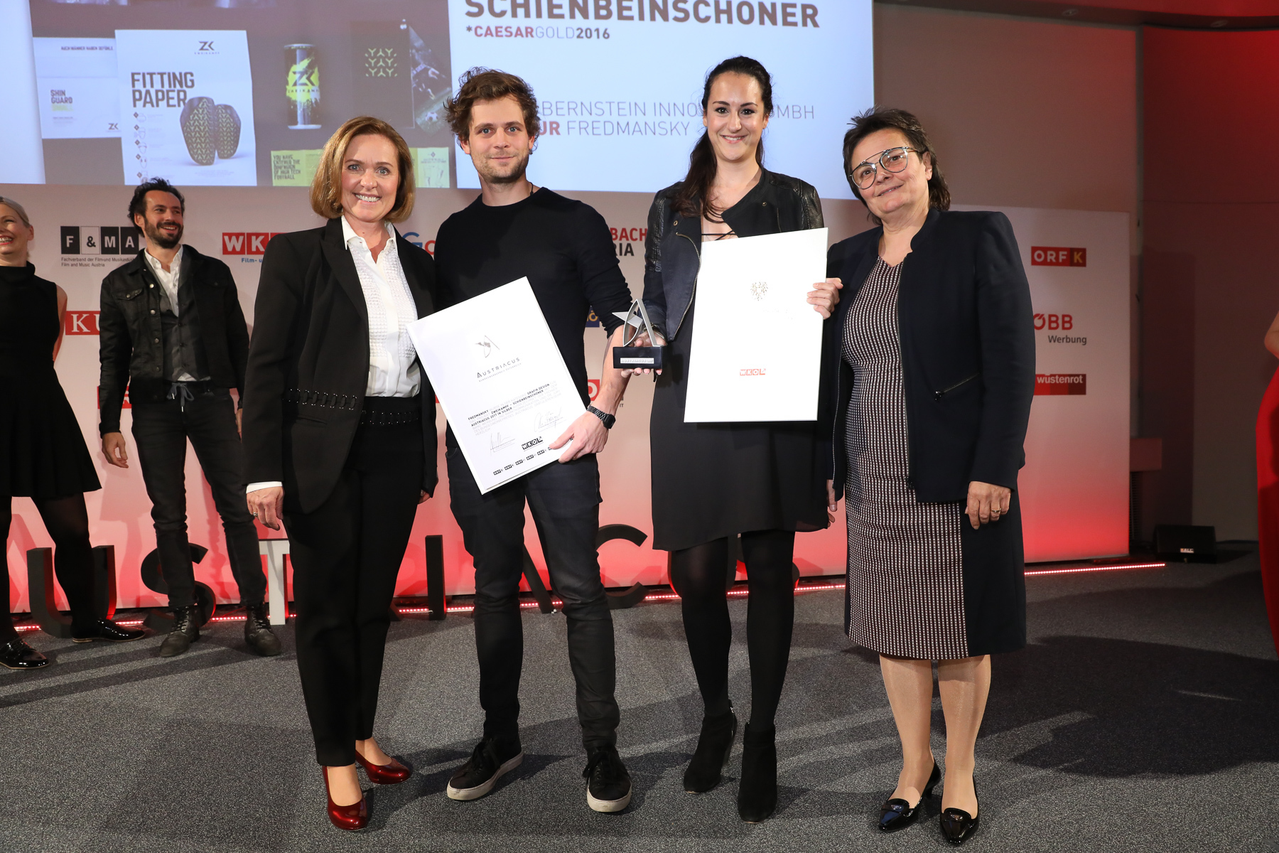 Fredmansky Werbepreis Austriacus