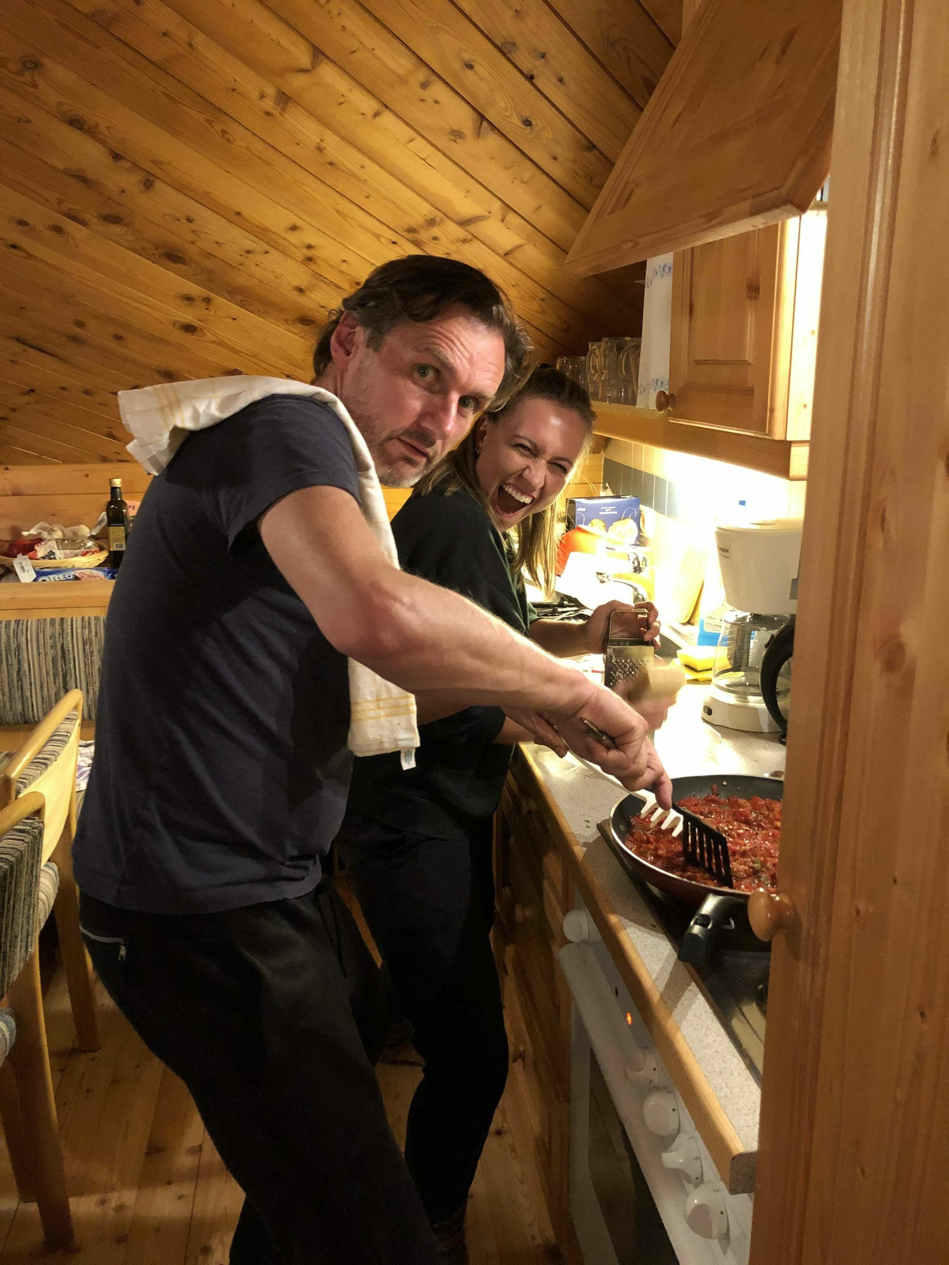 Glockner Mesenaten kochen