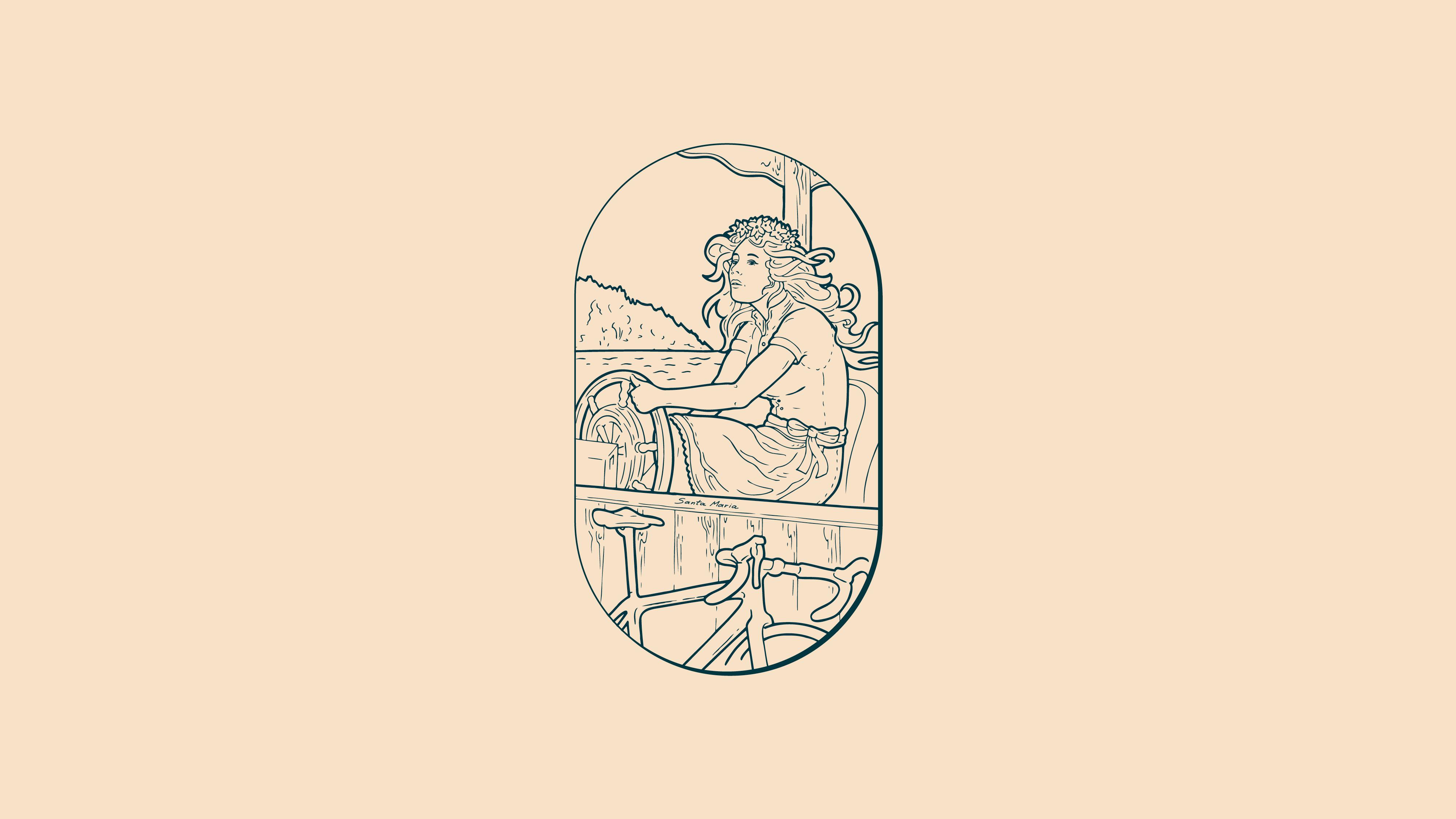 Ref Faehrfrau Website 1 Illustration 2