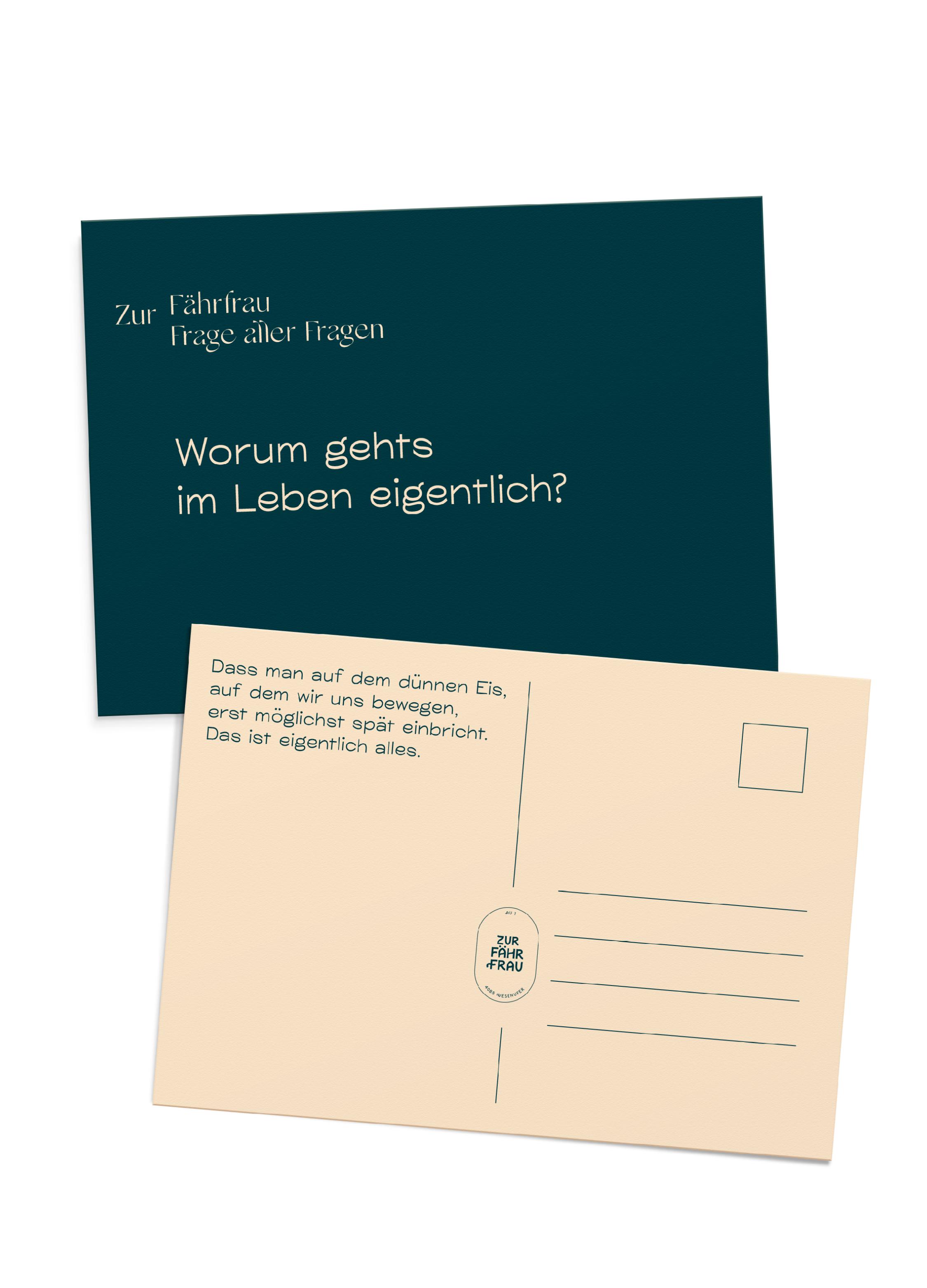 Ref Faehrfrau Website Postkarten