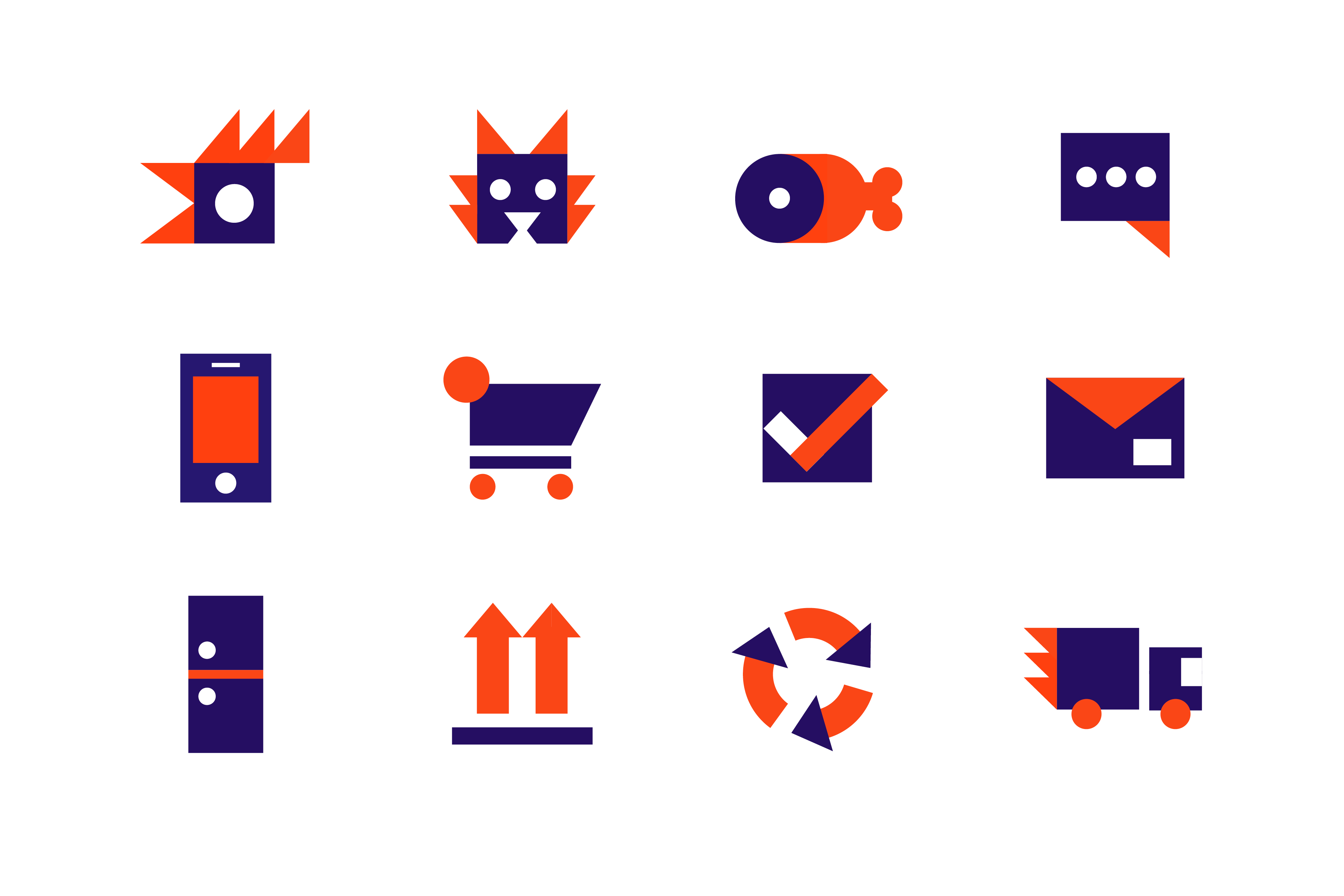 Ref Huehnergeschrei 16 Icons