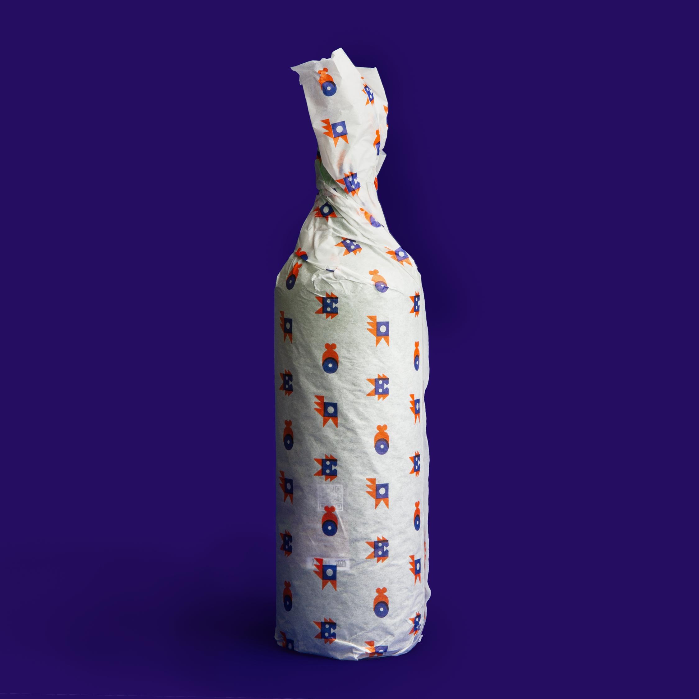Ref Huehnergeschrei 6 Flasche