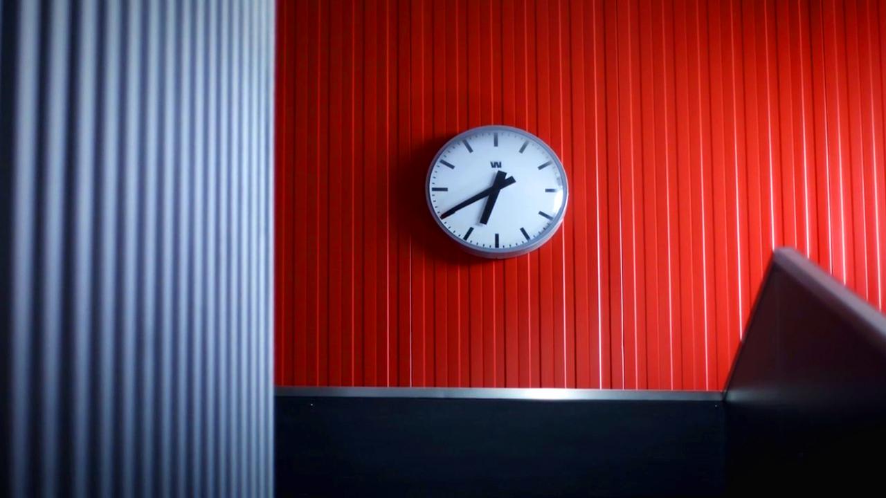 Ref Laska Mood Uhr