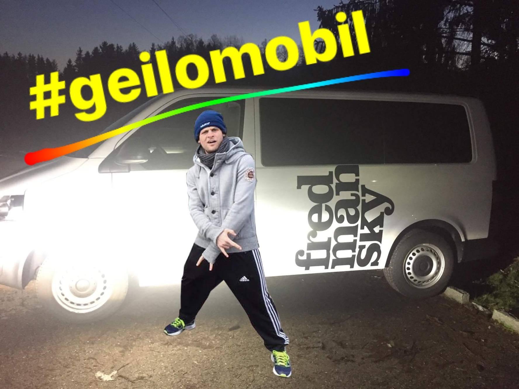 Fredmansky Geilomobil