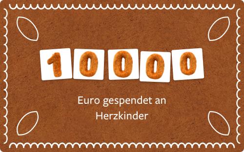 Karriereat Weihnachtsaktion 10000 Euro Gespendet An Herzkinder