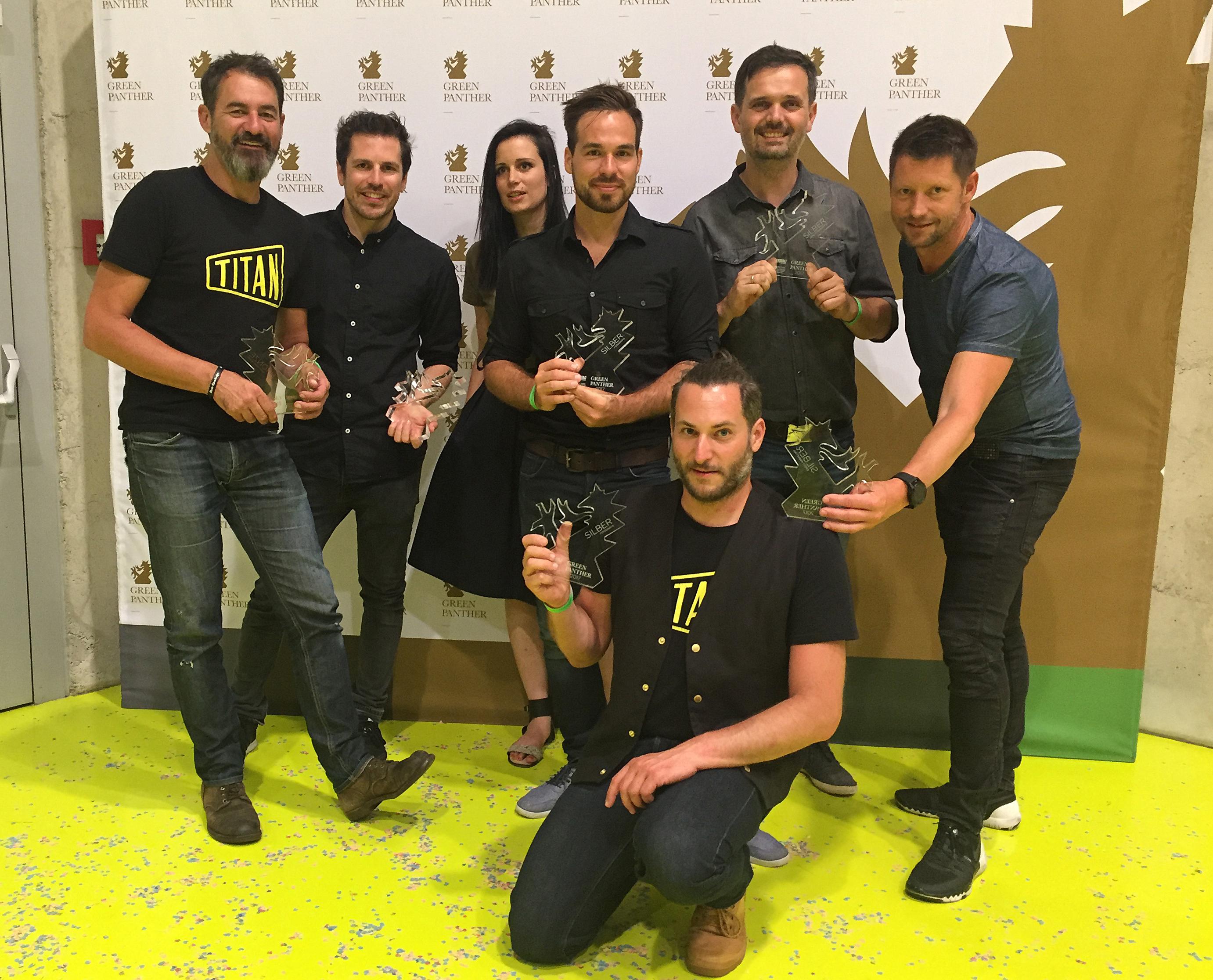 Fredmansky gewinnt Green Panther in Silber und Bronze