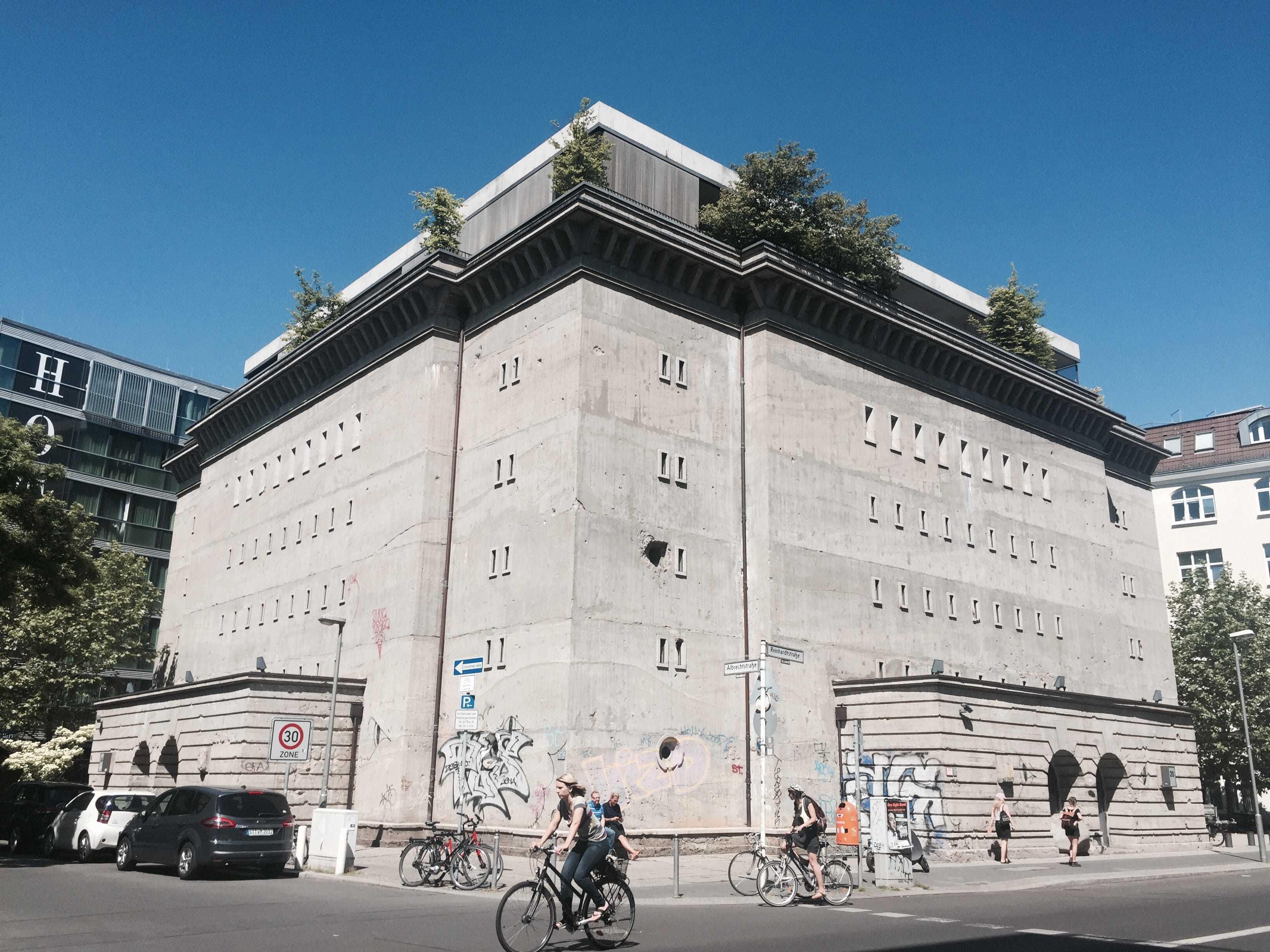 News Typo17 Berlin 4 Boros Bunker