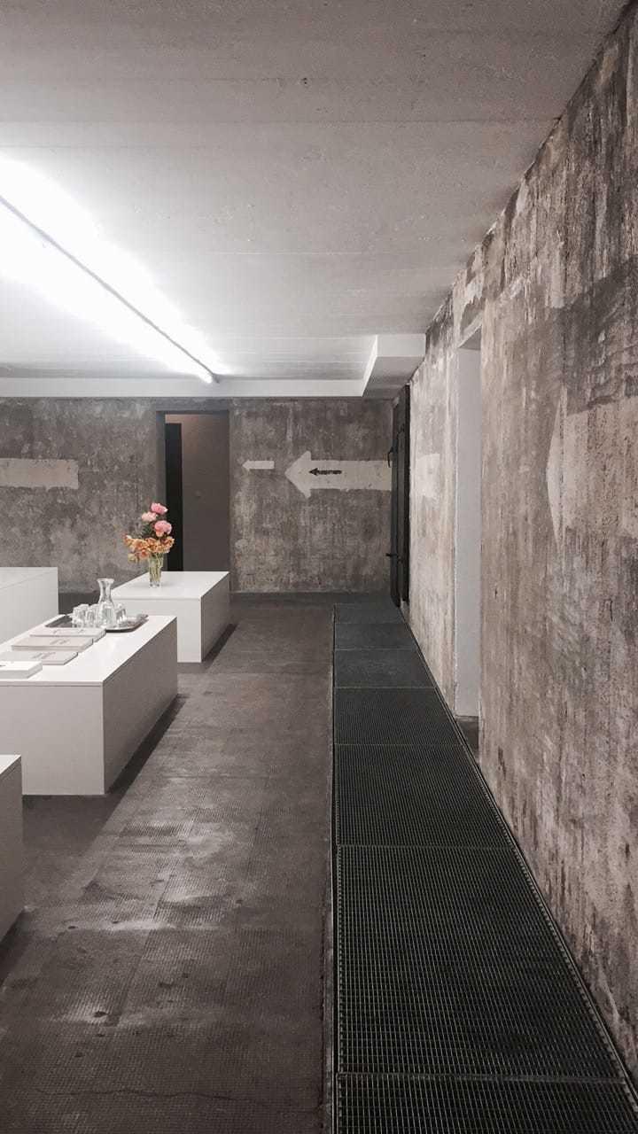News Typo17 Berlin 5 Boros Bunker Inside