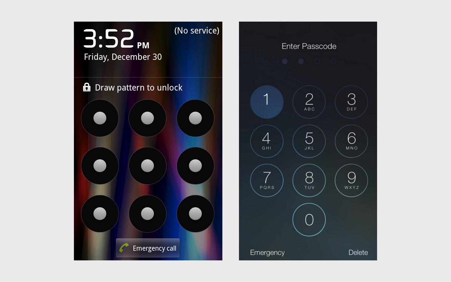 Psychology For Ux Lock Screens