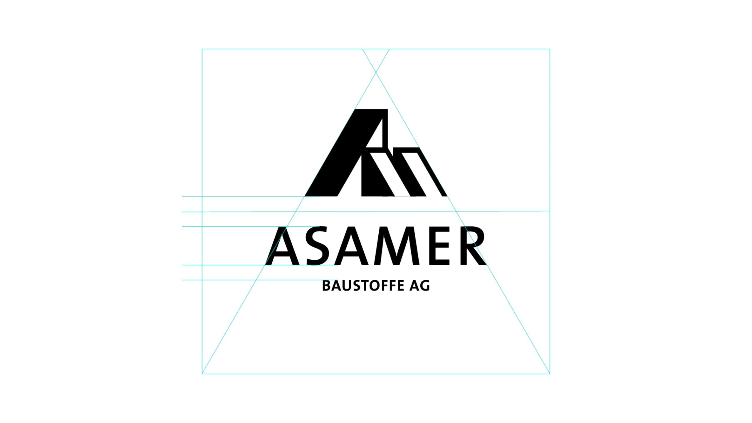 Asamer Logo Redesign