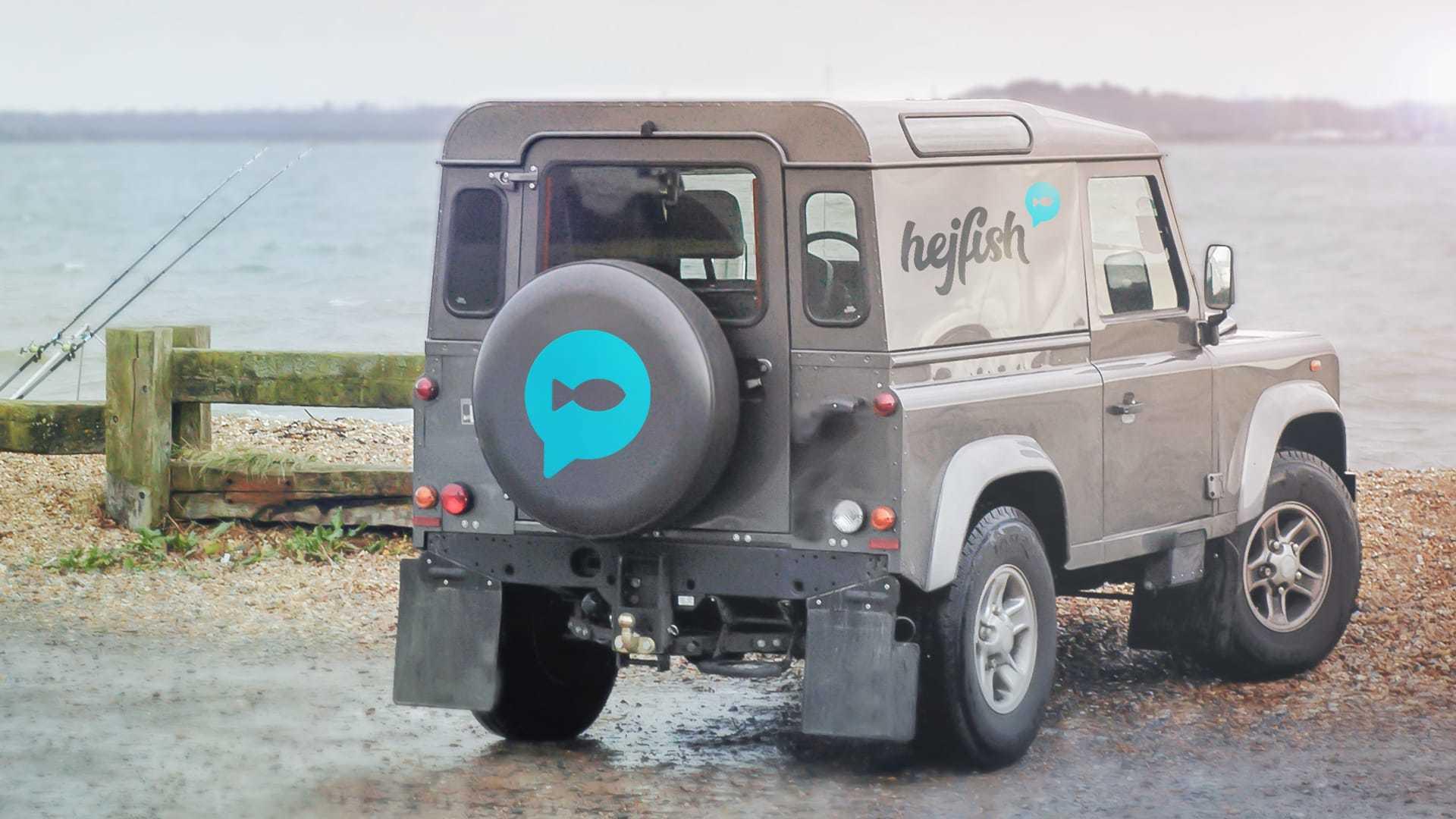 Hejfish Logo Auto