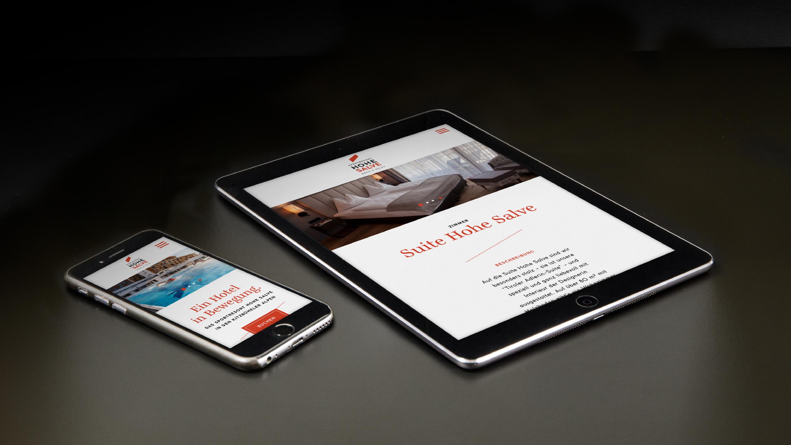 Ref Hohe Salve 29 Responsive Webdesign