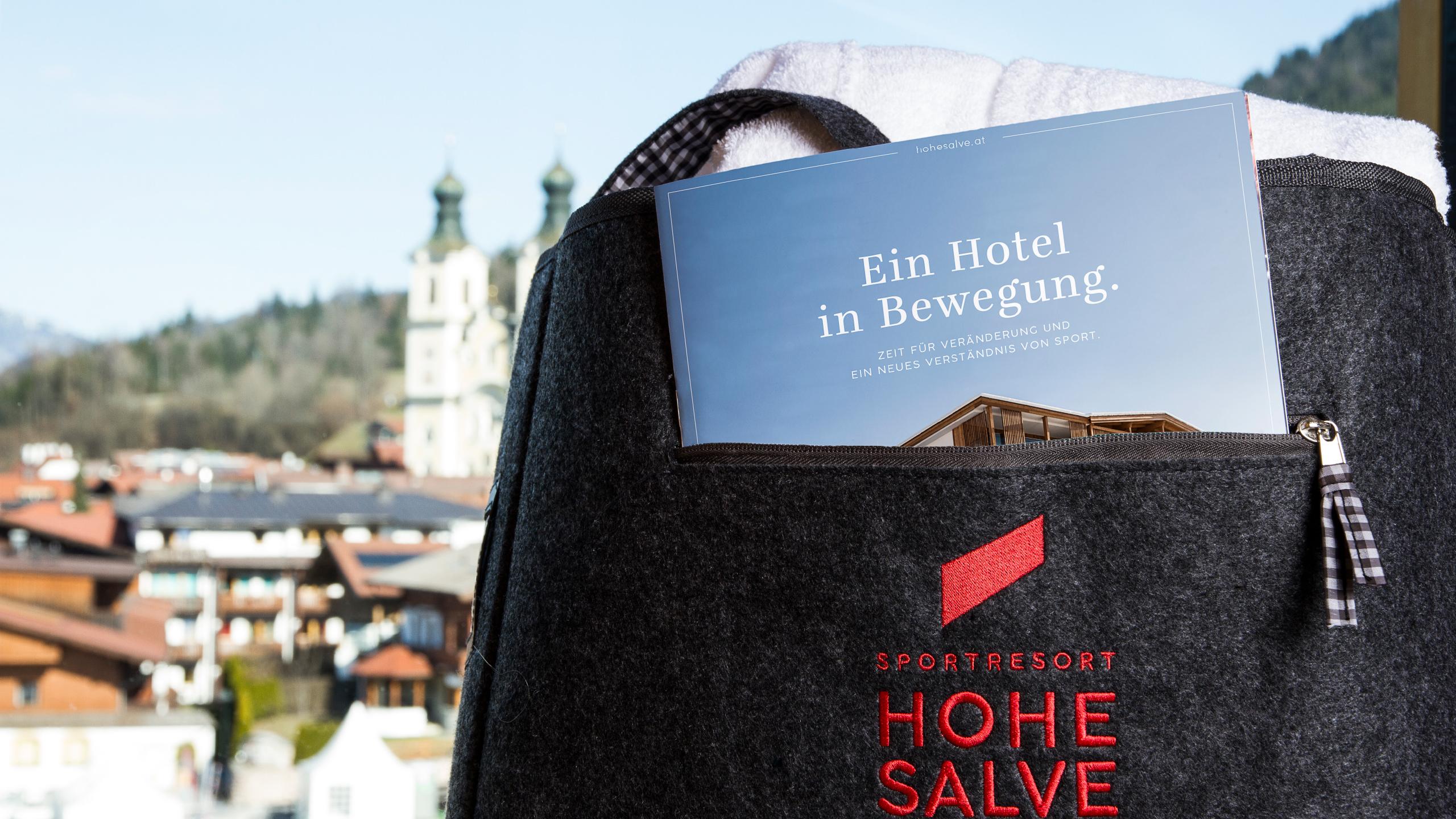 Ref Hohe Salve 32 Folder Tasche