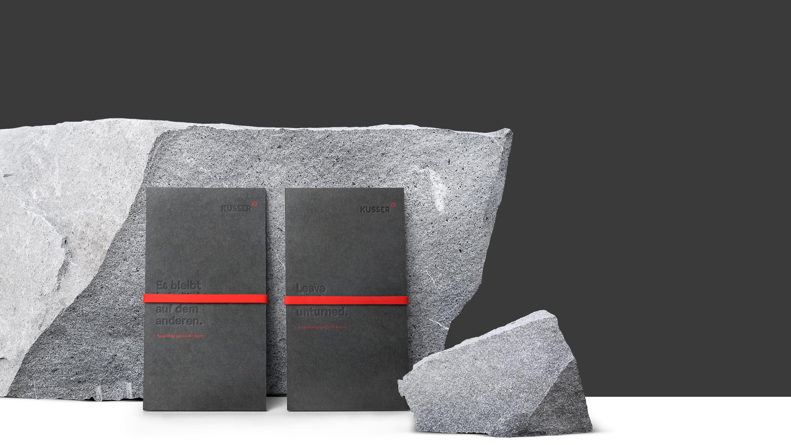 Kusser Folder Cover Intro