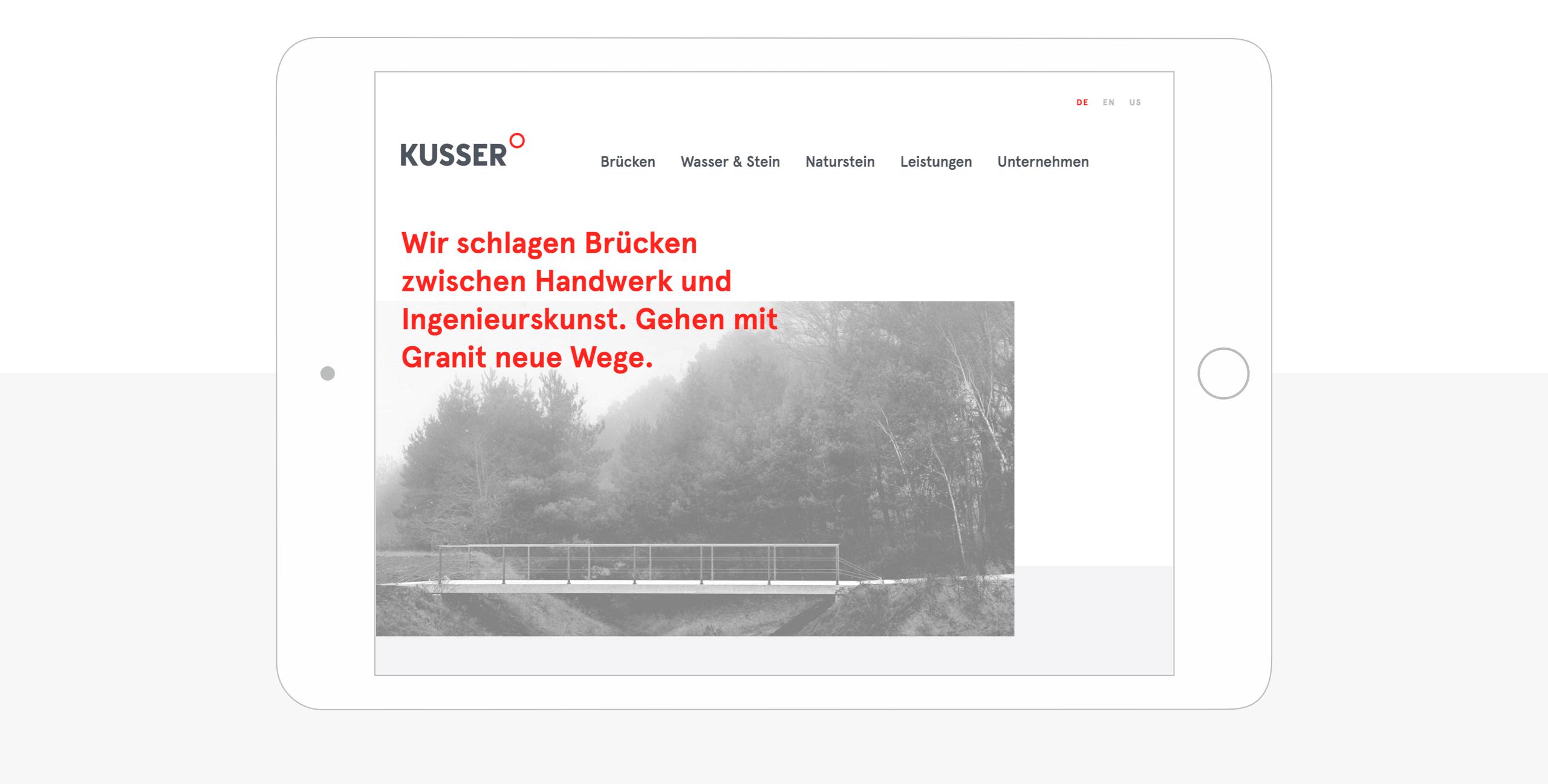 Kusser Webdesign Webentwicklung