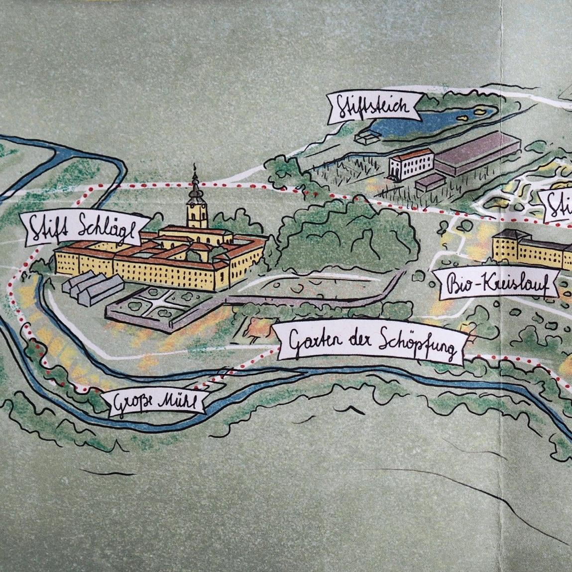 OÖ Landesgartenschau Flyer Detail