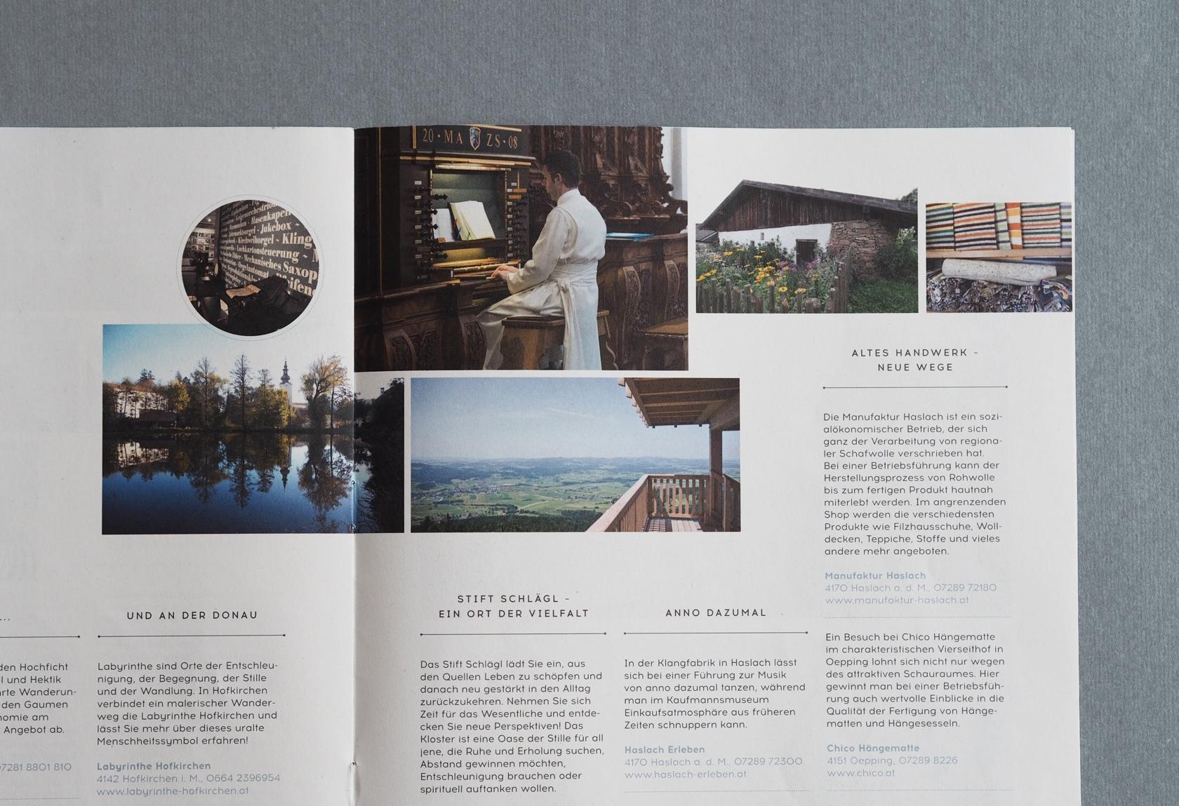 OÖ Landesgartenschau Folder - Inside 01