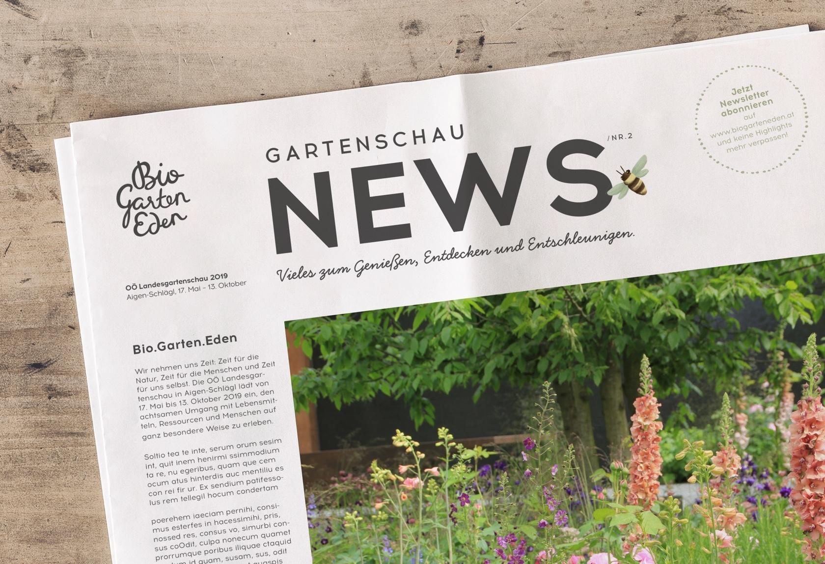 OÖ Landesgartenschau News