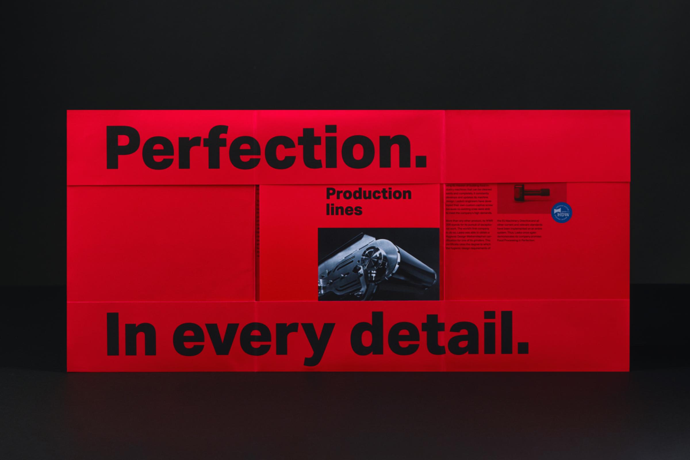 Ref Laska Branding 001 L Poster