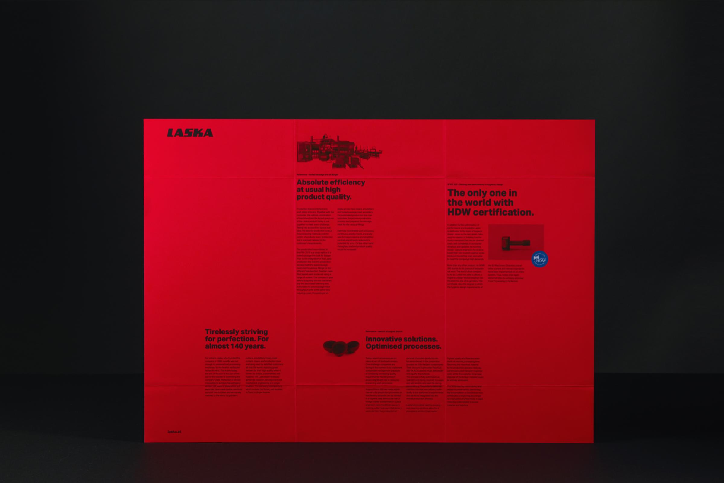 Ref Laska Branding 002 L Poster