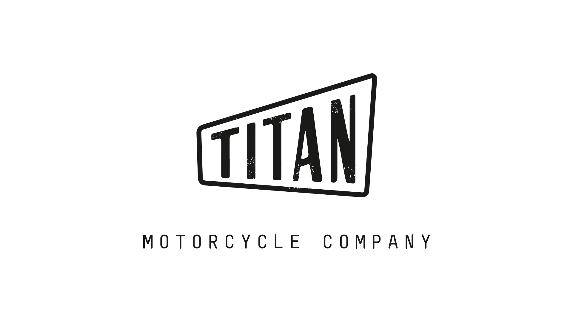 Titan Motorcycles Corporatedesign Logoentwicklung